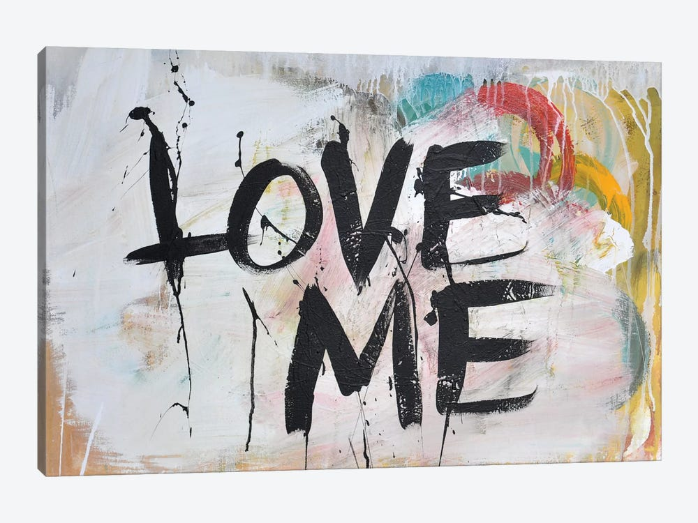 Love Me III by Kent Youngstrom 1-piece Canvas Art
