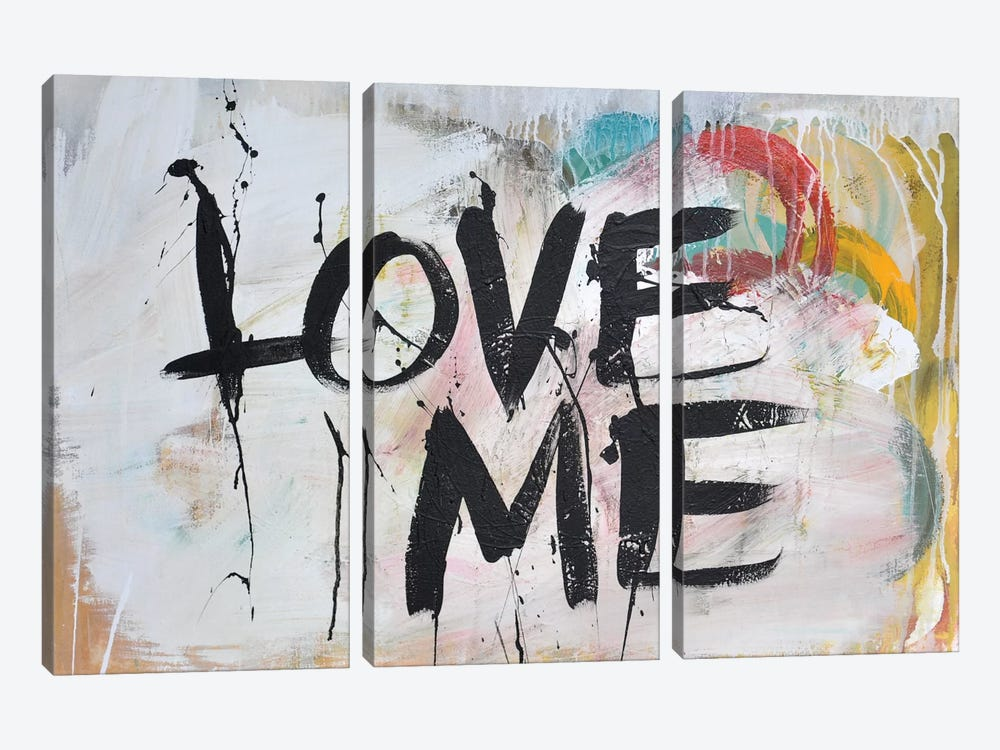 Love Me III by Kent Youngstrom 3-piece Canvas Art