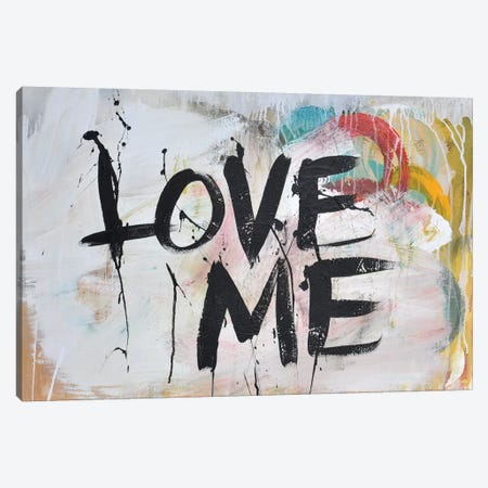 Love Me III Canvas Print #KYO74} by Kent Youngstrom Canvas Artwork