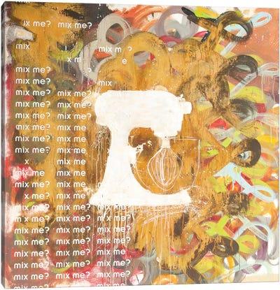 Mix Me Canvas Print #KYO77