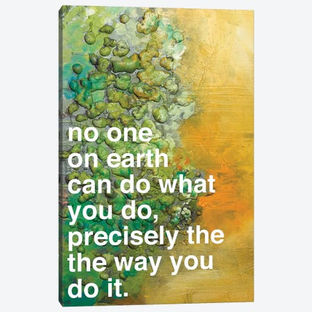 No One II Canvas Print #KYO82} by Kent Youngstrom Canvas Wall Art