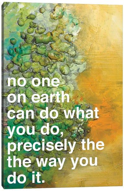No One II Canvas Art Print