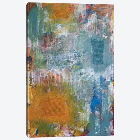 Paint Tray Canvas Print #KYO89} by Kent Youngstrom Canvas Wall Art