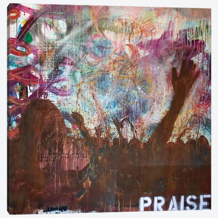 Praise Canvas Print #KYO91} by Kent Youngstrom Canvas Print