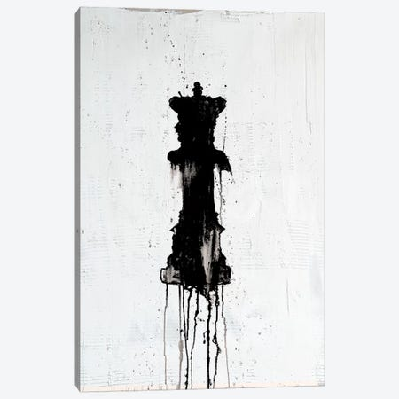 Queen Canvas Print #KYO92} by Kent Youngstrom Canvas Print