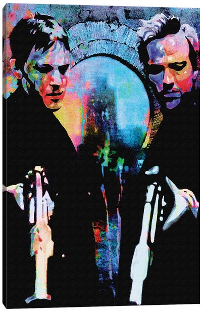 Boondock Saints Canvas Art Print
