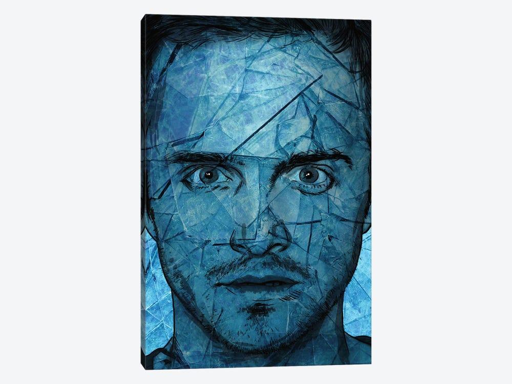 Breaking Bad Jesse P by Kyle Willis 1-piece Canvas Art Print