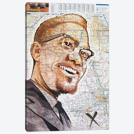 Malcolm From Nebraska Canvas Print #KYW46} by Kyle Willis Canvas Print