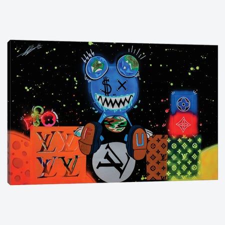 Louis V Toy Canvas Print #LAA10} by Noah Laatar Canvas Art Print