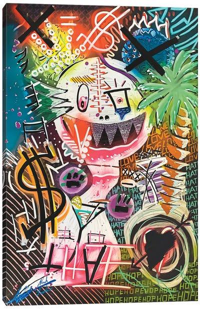 Jungle Nights Canvas Art Print