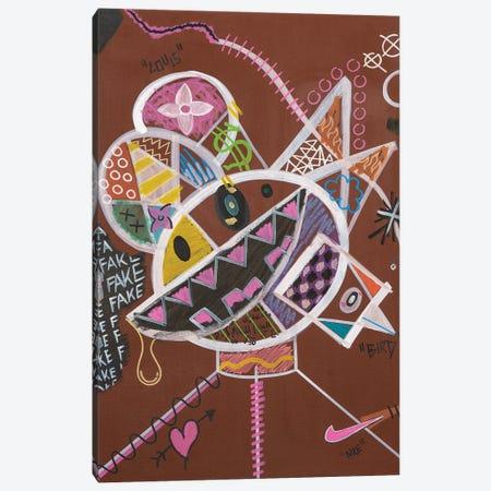 Chocolate & Sports Canvas Print #LAA3} by Noah Laatar Canvas Art Print