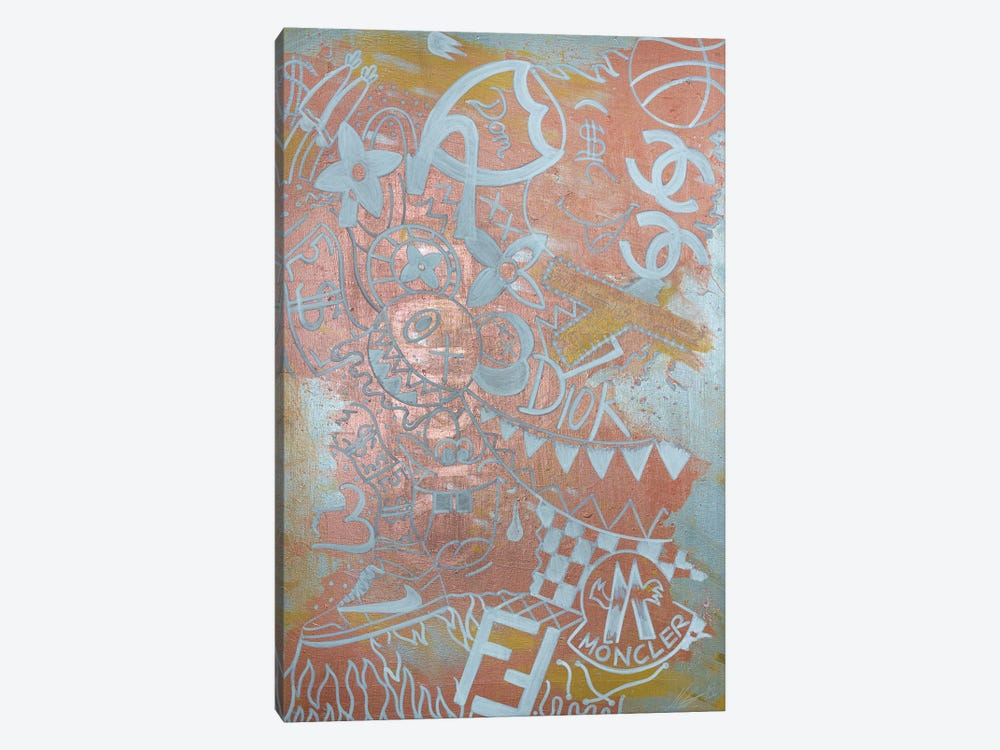 Everything & Nothing by Noah Laatar 1-piece Canvas Art Print