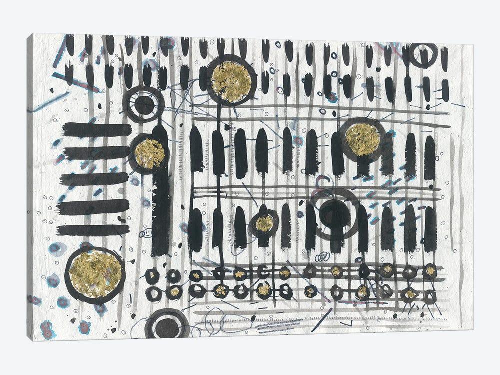 Notes & Keys by Lori Arbel 1-piece Canvas Art