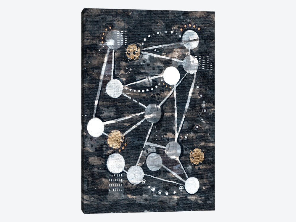 Phases by Lori Arbel 1-piece Canvas Wall Art