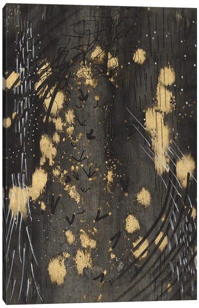 Cosmic Footprints Canvas Art Print