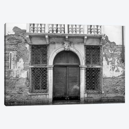 Venice Facade I Canvas Print #LAD22} by Laura DeNardo Canvas Art Print