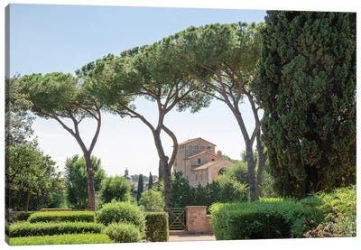 Rome Landscape I Canvas Art Print