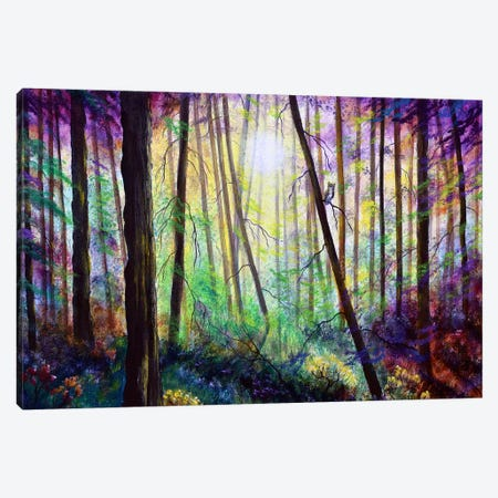 Forest Dream Canvas Print #LAI128} by Laura Iverson Canvas Art Print
