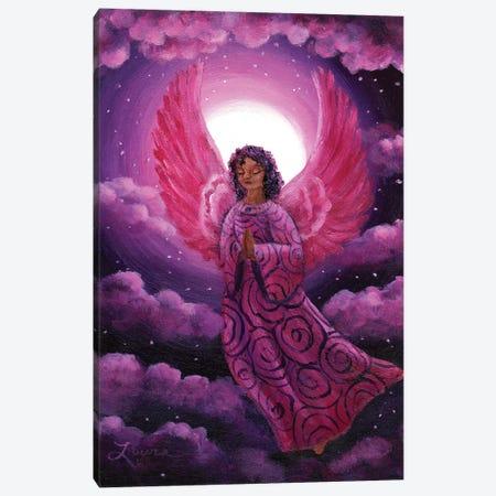 Moonlight Hope Canvas Print #LAI58} by Laura Iverson Canvas Art Print