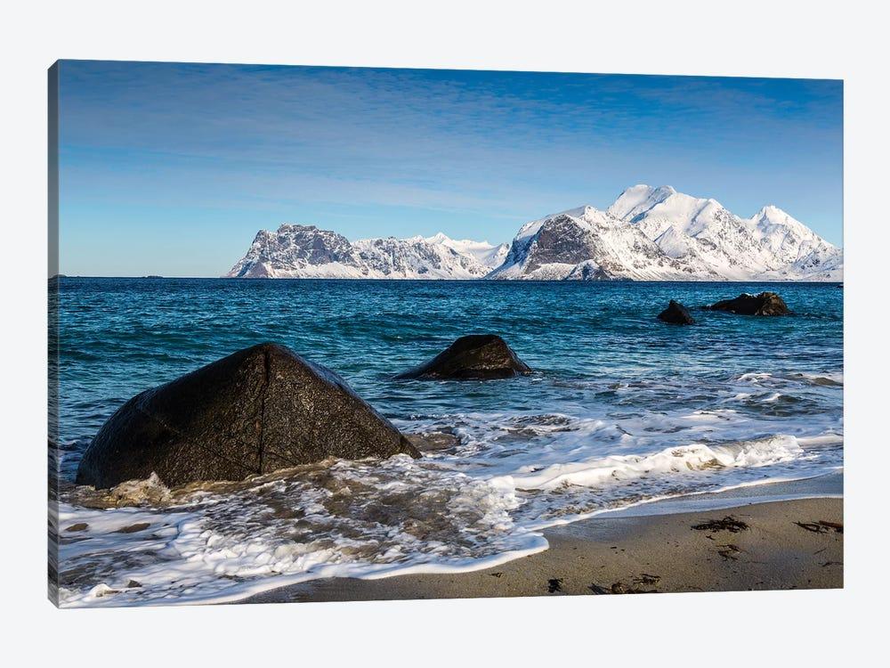 Norway, Lofoten, Myrland III by Mikolaj Gospodarek 1-piece Canvas Wall Art