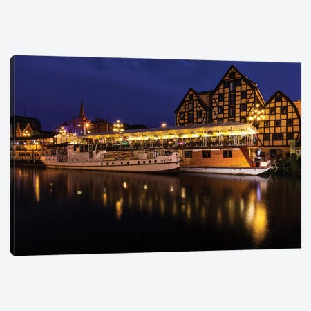 Poland, Bydgoszcz II Canvas Print #LAJ111} by Mikolaj Gospodarek Canvas Art