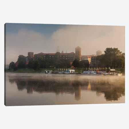 Poland, Lesser Poland, Cracow / Krakow, Wawel Canvas Print #LAJ112} by Mikolaj Gospodarek Canvas Wall Art