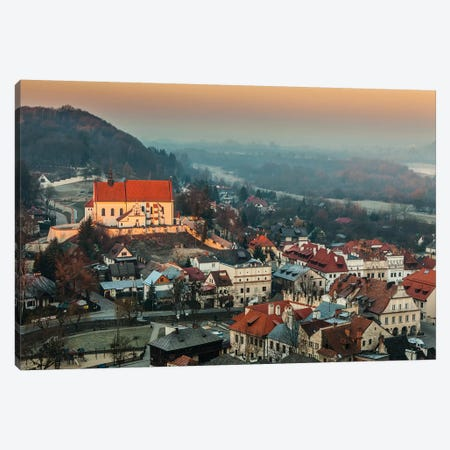 Poland, Lubelskie, Kazimierz Dolny Canvas Print #LAJ114} by Mikolaj Gospodarek Canvas Art Print