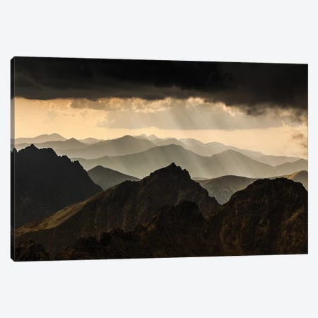 Poland, Tatra Mountains, Rysy I Canvas Print #LAJ119} by Mikolaj Gospodarek Canvas Wall Art