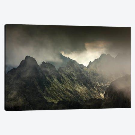 Poland, Tatra Mountains, Rysy II Canvas Print #LAJ120} by Mikolaj Gospodarek Art Print