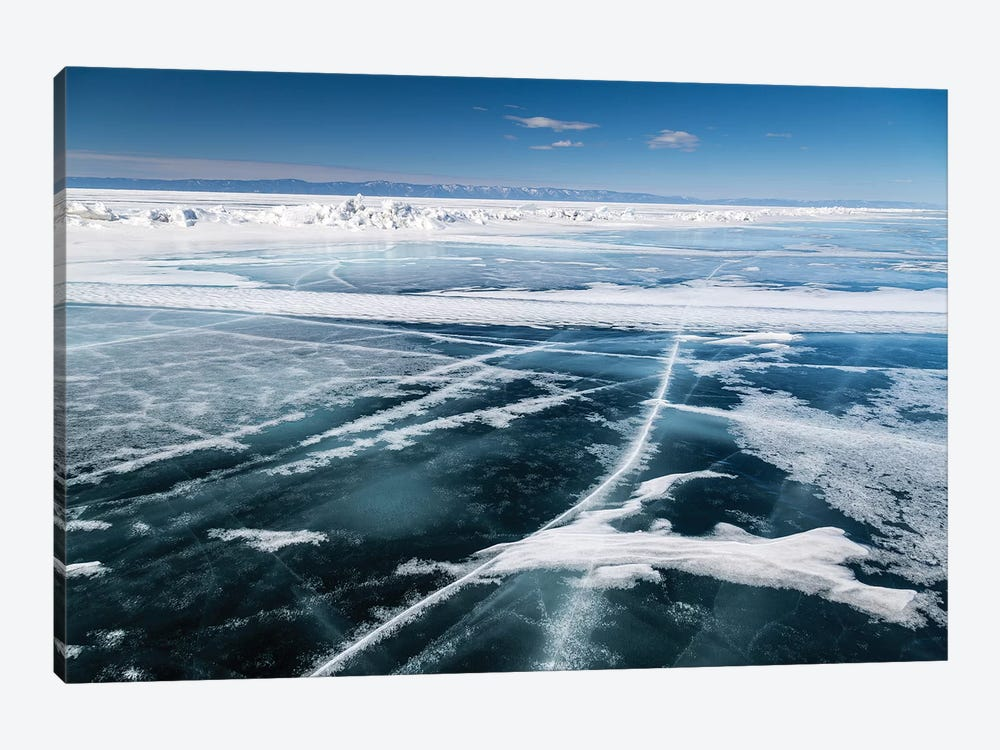 Lake Baikal, Russia, Siberia I by Mikolaj Gospodarek 1-piece Canvas Art