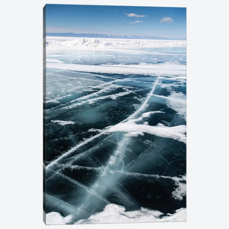 Lake Baikal, Russia, Siberia II Canvas Print #LAJ123} by Mikolaj Gospodarek Canvas Print