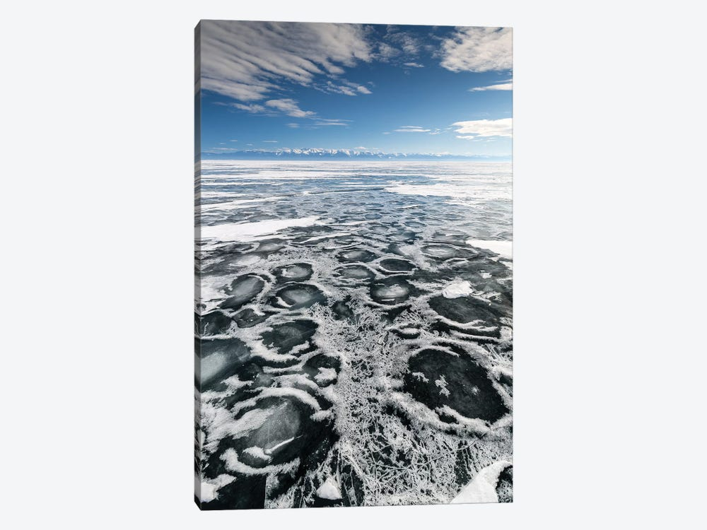 Lake Baikal, Russia, Siberia III by Mikolaj Gospodarek 1-piece Canvas Wall Art