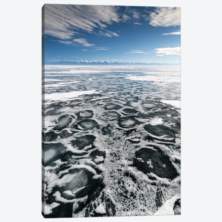 Lake Baikal, Russia, Siberia III Canvas Print #LAJ124} by Mikolaj Gospodarek Canvas Art
