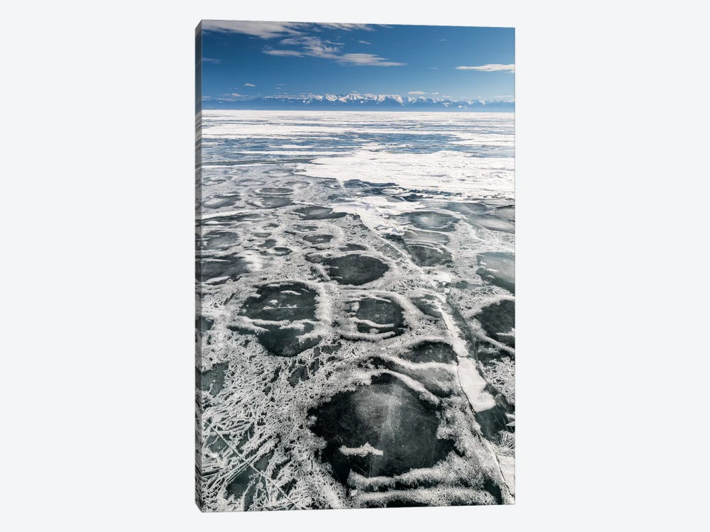 Lake Baikal, Russia, Siberia V by Mikolaj Gospodarek 1-piece Canvas Art