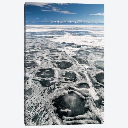 Lake Baikal, Russia, Siberia V 3-Piece Canvas #LAJ126} by Mikolaj Gospodarek Canvas Wall Art