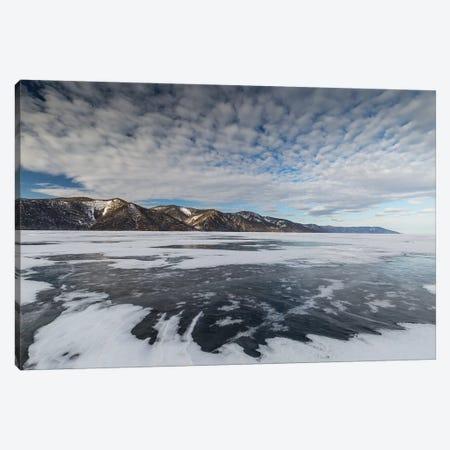 Lake Baikal, Russia, Siberia VI 3-Piece Canvas #LAJ127} by Mikolaj Gospodarek Canvas Wall Art
