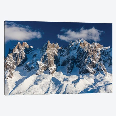 France, Chamonix, Alps, View From Brevent Canvas Print #LAJ12} by Mikolaj Gospodarek Canvas Art