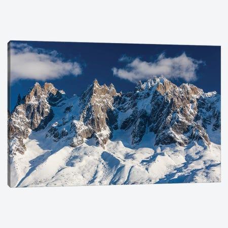France, Chamonix, Alps, View From Brevent Canvas Print #LAJ12} by Mikolaj Gospodarek Canvas Art