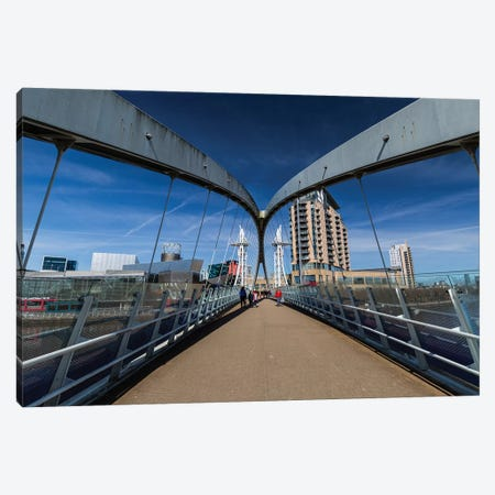 Media City, Manchester, Great Britain III Canvas Print #LAJ132} by Mikolaj Gospodarek Canvas Art