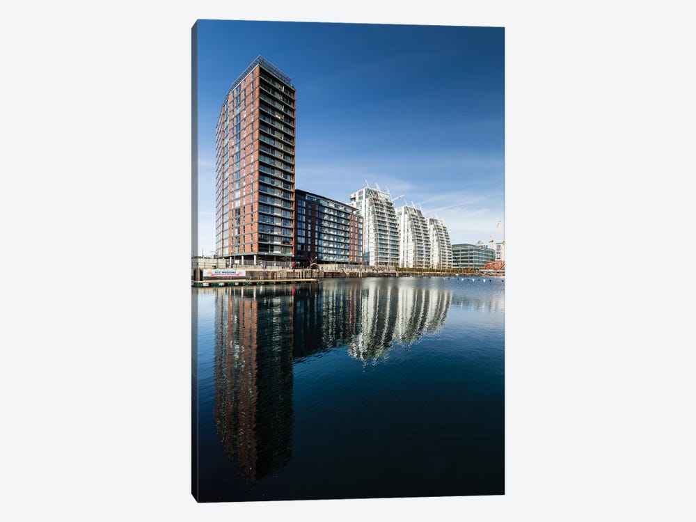 Media City, Manchester, Great Britain IV by Mikolaj Gospodarek 1-piece Canvas Art