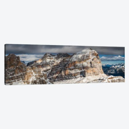 Tofane, Dolomites, Italy Canvas Print #LAJ139} by Mikolaj Gospodarek Canvas Art