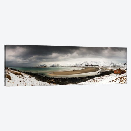 Ytresand, Lofoten, Norway Canvas Print #LAJ143} by Mikolaj Gospodarek Canvas Art Print