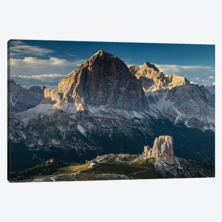 Italy, Alps, Dolomites I Canvas Print #LAJ144} by Mikolaj Gospodarek Canvas Art