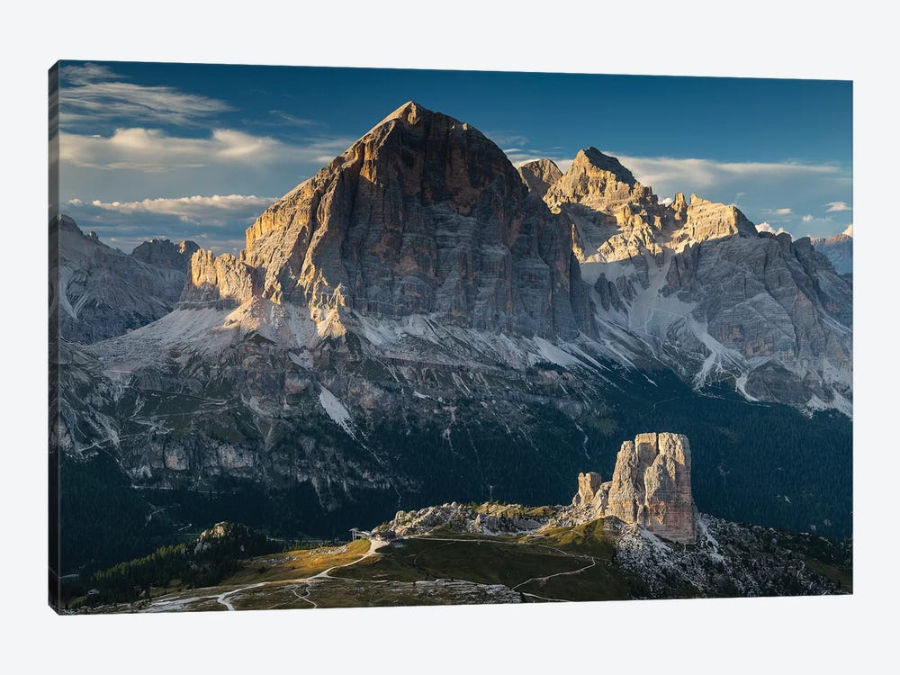 Italy, Alps, Dolomites I by Mikolaj Gospodarek 1-piece Canvas Wall Art