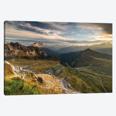 Italy, Alps, Dolomites II Canvas Print #LAJ145} by Mikolaj Gospodarek Canvas Artwork