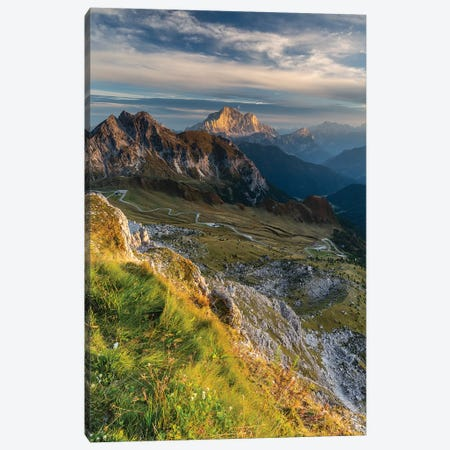 Italy, Alps, Dolomites III Canvas Print #LAJ146} by Mikolaj Gospodarek Canvas Wall Art