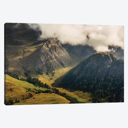 Italy, Alps, Dolomites, Col Margherita Park VI Canvas Print #LAJ152} by Mikolaj Gospodarek Canvas Artwork