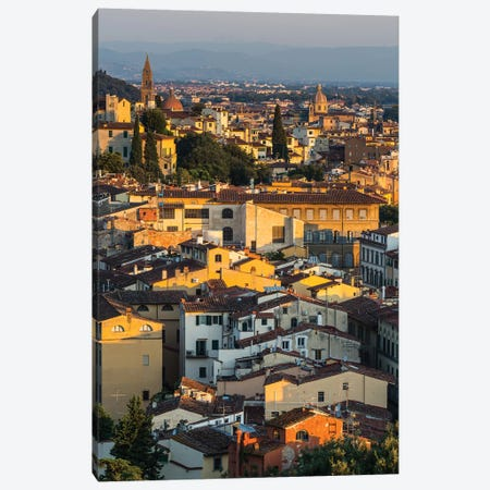 Italy, Tuscany, Florence Canvas Print #LAJ179} by Mikolaj Gospodarek Canvas Art