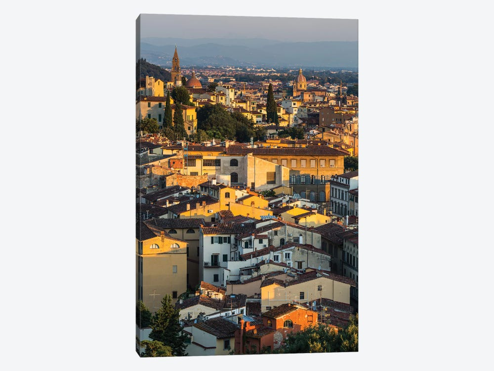 Italy, Tuscany, Florence 1-piece Canvas Wall Art