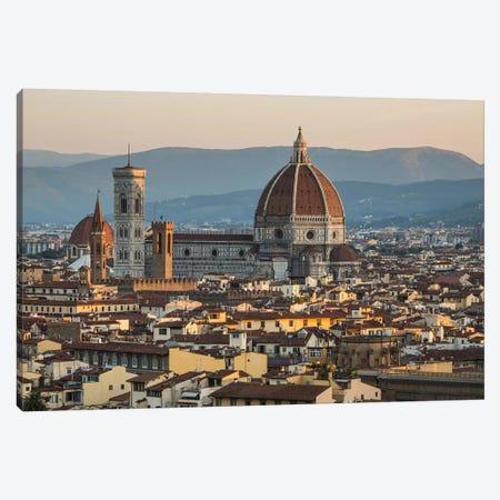 Italy, Tuscany, Florence - Florence Cathedral II Canvas Print #LAJ181} by Mikolaj Gospodarek Canvas Print